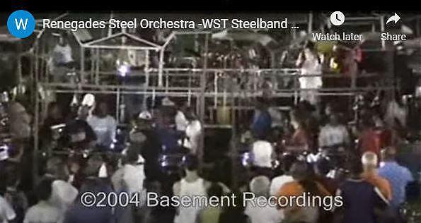 Renegades Steel Orchestra