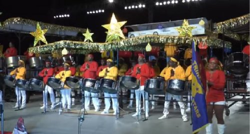 Trinidad All Stars Steel Orchestra at International Conference and Panorama (ICP) in 2015